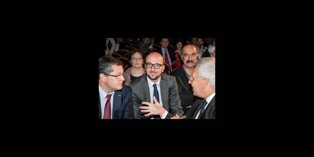 Le PS convoque (presque tous) les partis francophones - La Libre