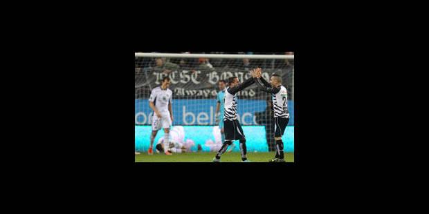 Un Charleroi courageux vient à bout d'un piètre Anderlecht