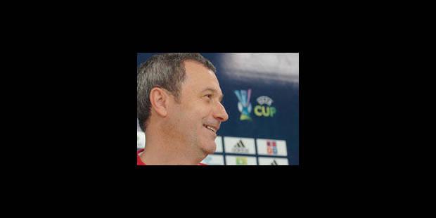 OFFICIEL: Rednic a signé au Standard - La Libre