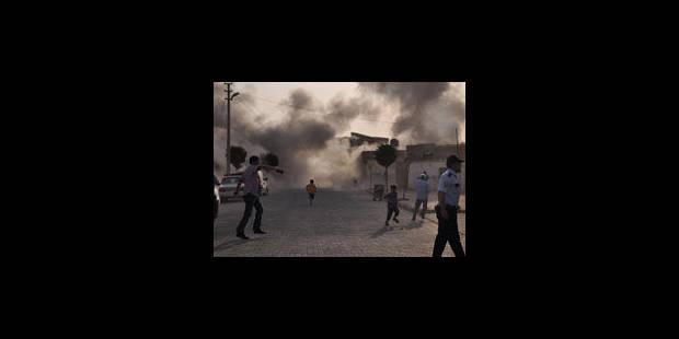 """La situation en Syrie est """"mauvaise et empire"""", selon le médiateur Brahimi - La Libre"""