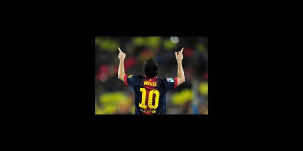 300 buts pour Messi - La Libre