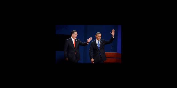 Suspense maximal pour Obama et Romney - La Libre