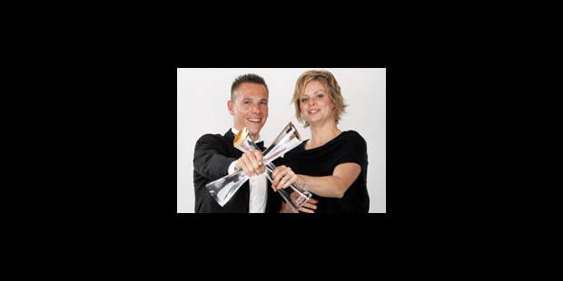 Les nominés pour le Sportif et la Sportive de l'année 2012 sont... - La Libre