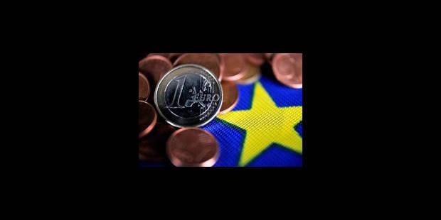 La zone euro ne verra pas le bout du tunnel avant 2014 - La Libre