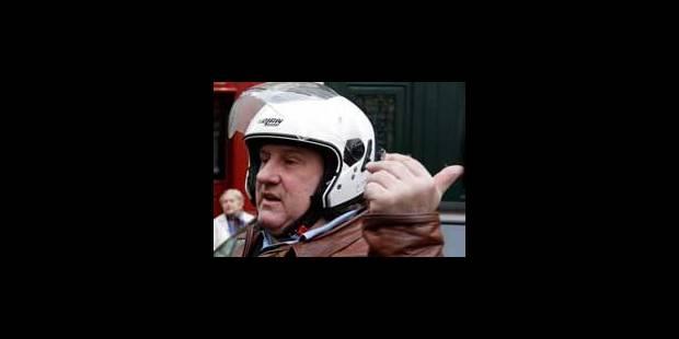 Depardieu, bientôt résident belge?