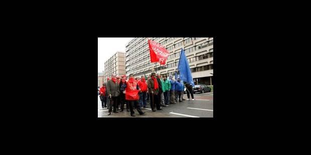 Les syndicats wallons payés pour ?dialoguer? - La Libre