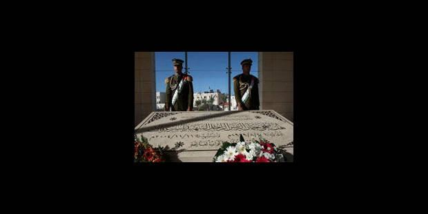 L'exhumation d'Arafat aura lieu mardi - La Libre