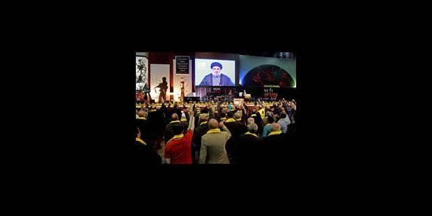 Le Hezbollah menace Israël
