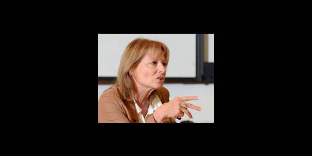 Véronique De Keyser attend que la Belgique assume le pour en faveur de la Palestine - La Libre