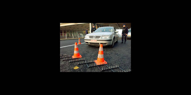 Cinq mille véhicules flashés en un mois - La Libre