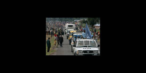 RDC: les rebelles du M23 quittent Goma - La Libre