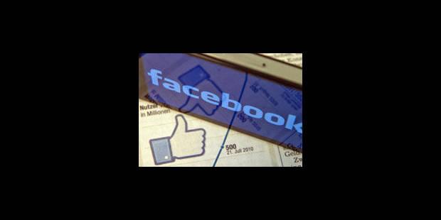 """La """"démocratie"""" Facebook - La Libre"""