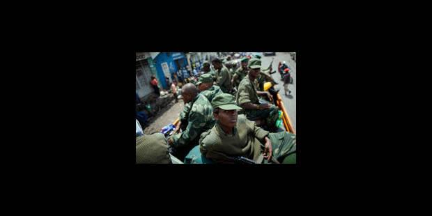 RDC: couacs sur l'arrestation de présumés soldats rwandais