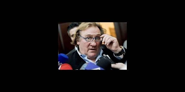 """Gérard Depardieu? """"Il va s'embêter"""" en Belgique juge Cohn-Bendit"""