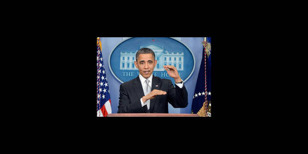 L'Obama nouveau est arrivé