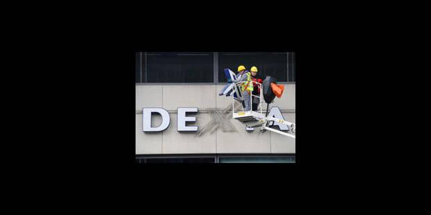 Feu vert pour la restructuration de Dexia