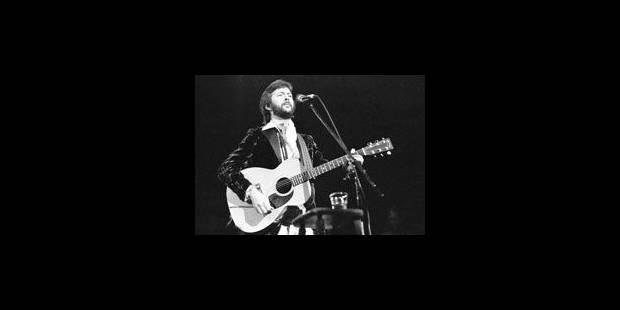 """Clapton, """"Slowhand"""" et """"Cocaine"""" - La Libre"""