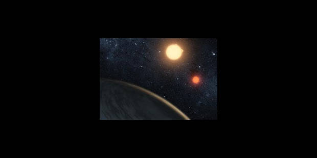 Une nouvelle planète en point de mire - La Libre