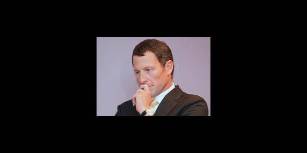 Dopage et confessions: les aveux d'Armstrong pourrait lui coûter très cher - La Libre