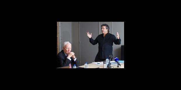 "Franco Dragone : ""L'enquête ne change rien"" - La Libre"