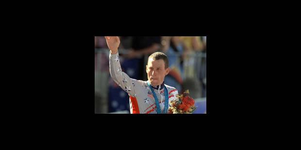 Armstrong rendra-t-il sa médaille de bronze des JO-2000 ? - La Libre