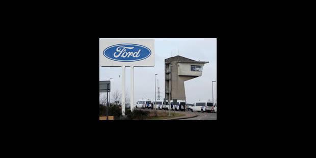 Ford Genk: Vers une reprise du travail mardi ? - La Libre