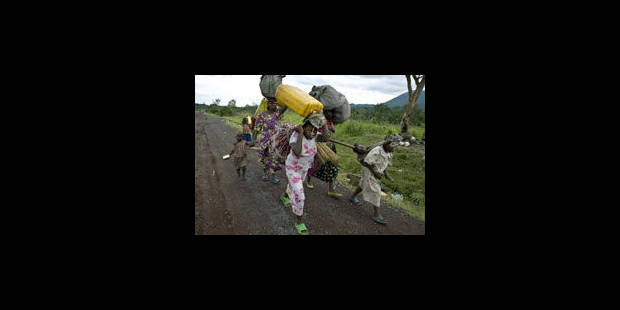 Les agressions sexuelles se multiplient dans les camps autour de Goma - La Libre