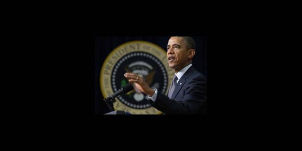 Obama prêtera serment sur 2 Bibles ! - La Libre