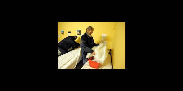 Grand froid: des hôtels réquisitionnés par la Ville de Liège - La Libre
