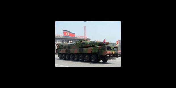 """La Corée du Nord menace le Sud de """"représailles physiques"""""""