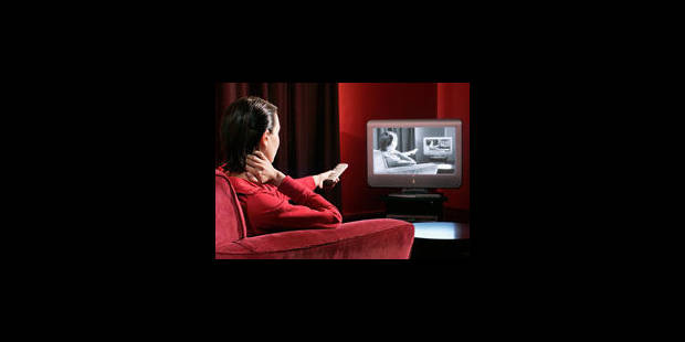 3h50 : l'écran de télé toujours roi - La Libre