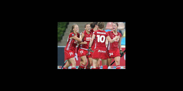 Les Red Panthers qualifiées pour les 1/2 finales de la World League - La Libre