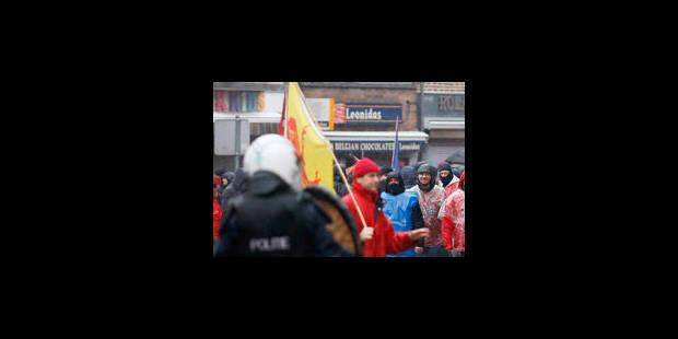 """ArcelorMittal : """"une riposte défensive"""" de la police - La Libre"""