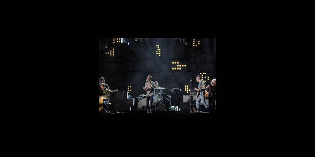 Fun., The Black Keys et Gotye se partagent la gloire aux Grammys Awards - La Libre