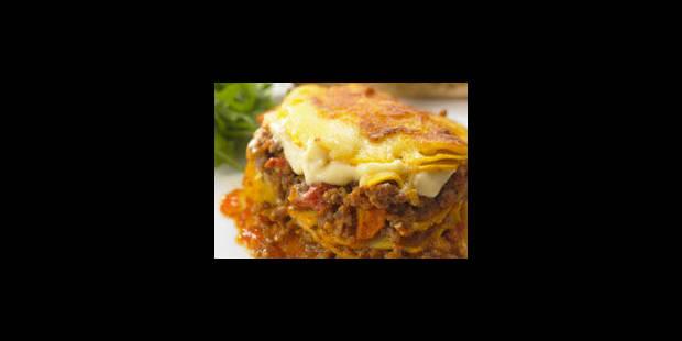 De la viande de cheval retrouvée dans des lasagnes Findus - La Libre