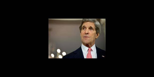 John Kerry vient saluer les alliés européens et du monde arabe - La Libre