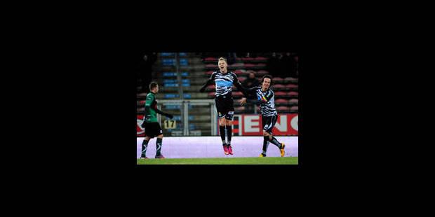 Charleroi arrache le maintien (2-1)