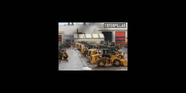 """Caterpillar : """"Un groupe peu transparent..."""""""