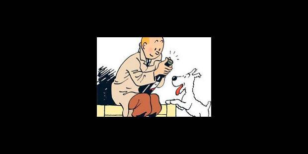 Une vente aux enchères consacrée à Hergé rapporte près de 400.000 euros - La Libre