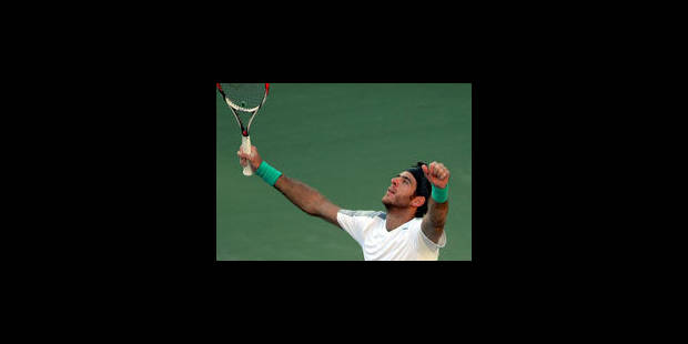 Del Potro impose à Djokovic sa première défaite en 2013 - La Libre