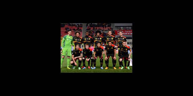 La meilleure équipe belge de l'histoire des qualifications