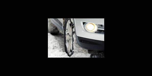 Le VAB estime superflu d'imposer les pneus hiver - La Libre