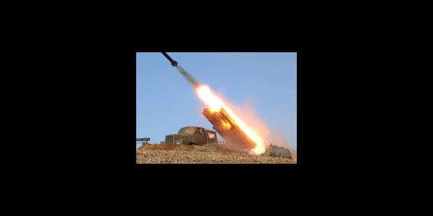 La Corée du Nord installe des missiles sur sa côte est et attise le feu - La Libre