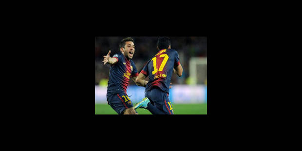 Le Barça assure l'essentiel face au PSG (1-1) - La Libre