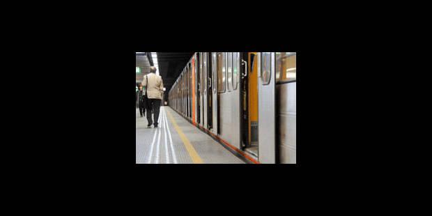 La démolition de la voûte du métro Schuman a débuté - La Libre