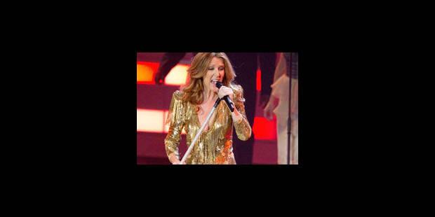 Céline Dion en concert à Anvers en novembre - La Libre