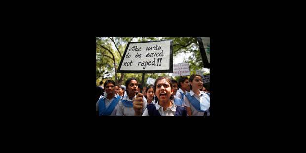 """Viols en Inde: """"quelque chose de terrible se passe dans notre société"""""""