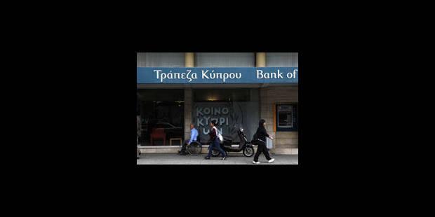 Chypre vote une augmentation de son impôt sur les sociétés - La Libre