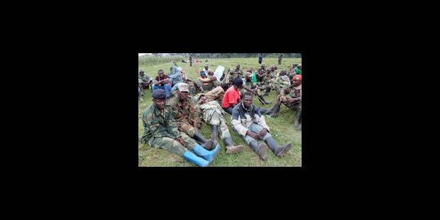 Des instructeurs belges en RDC pour former un 3ème bataillon