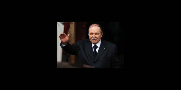 Le président algérien victime d'un AVC